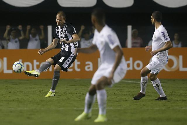 Santos x Botafogo - 03/11/2019