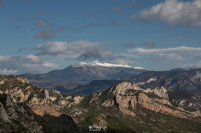 Les sommets enneigés de Catalogne - Espagne ...   The snowy peaks of Catalonia - Spain ...