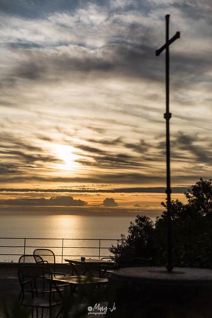 Lever de soleil autour de la Costa Brava - Espagne... Sunrise around the Costa Brava - Spain ...