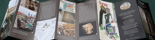 Co se skrývá pod podlahou. Archeologický výzkum Klementina, Galerie Klementinum, Praha, 12.9.-10.11.2019