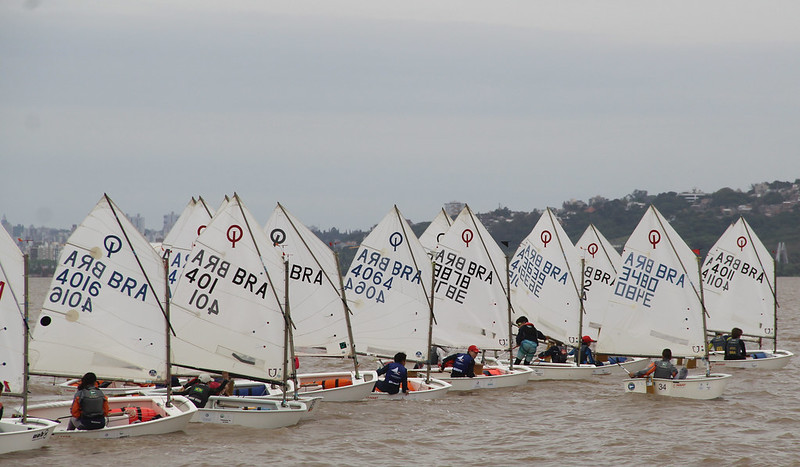 Regata Optimist FEVERS - 2 e 3 de Novembro