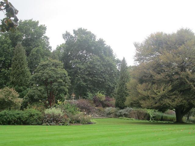 Falkland Palace, gardens, Fife, Scotland