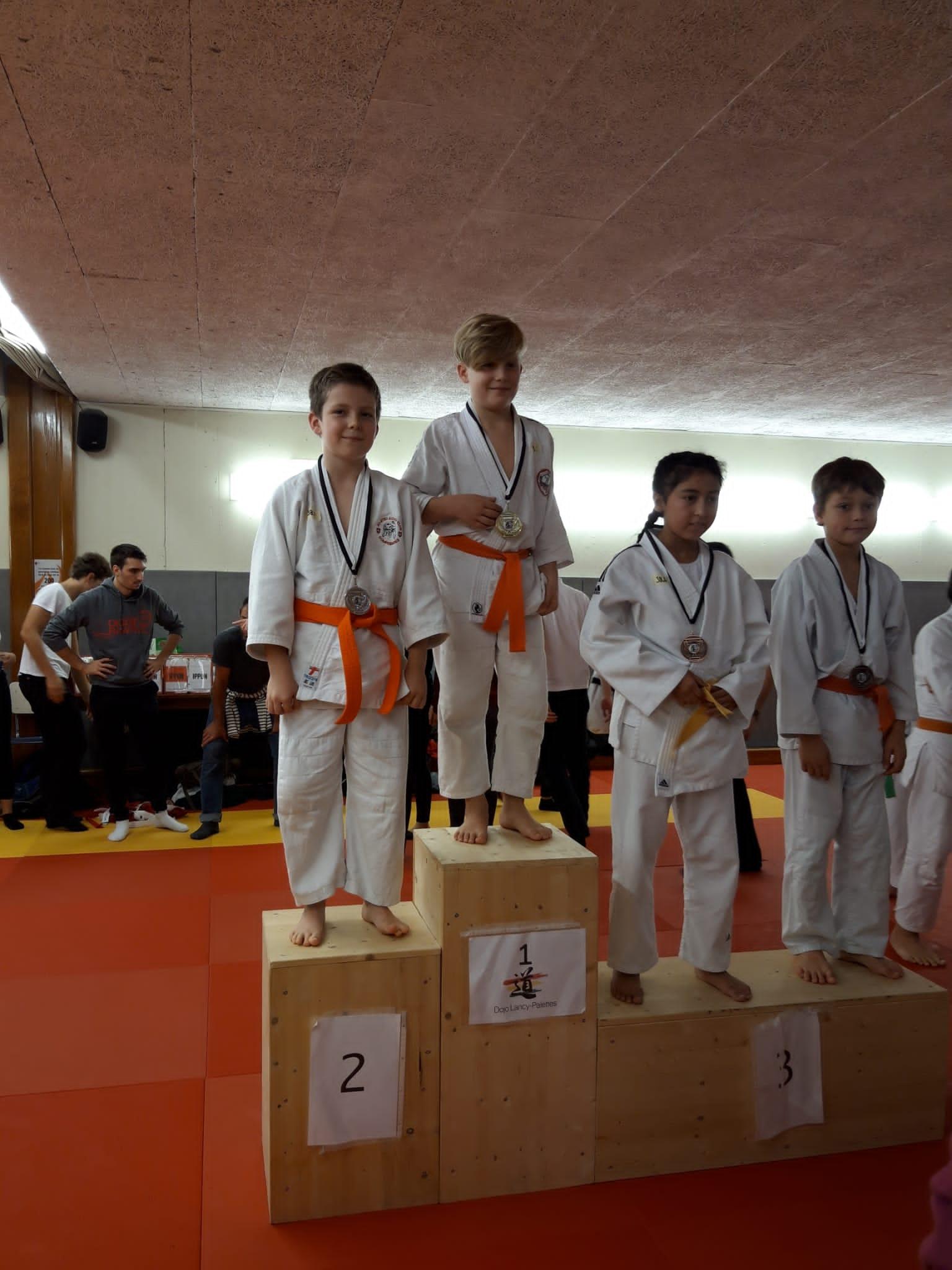 2019.11.03 : Tournoi d'automne Ecoliers de Judo