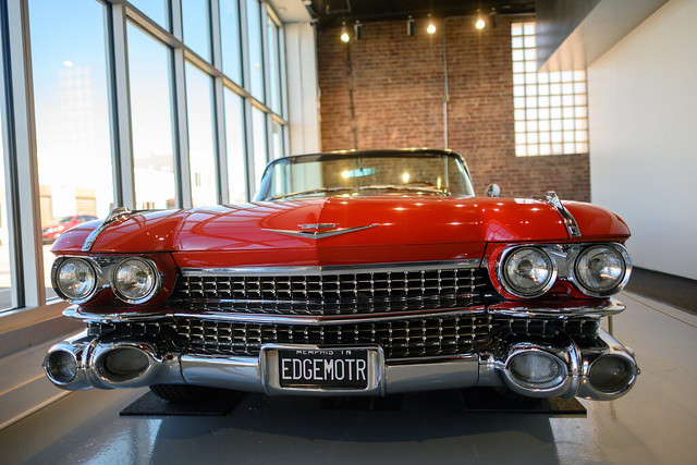 Vintage Car Museum - Memphis Tennessee - 2019
