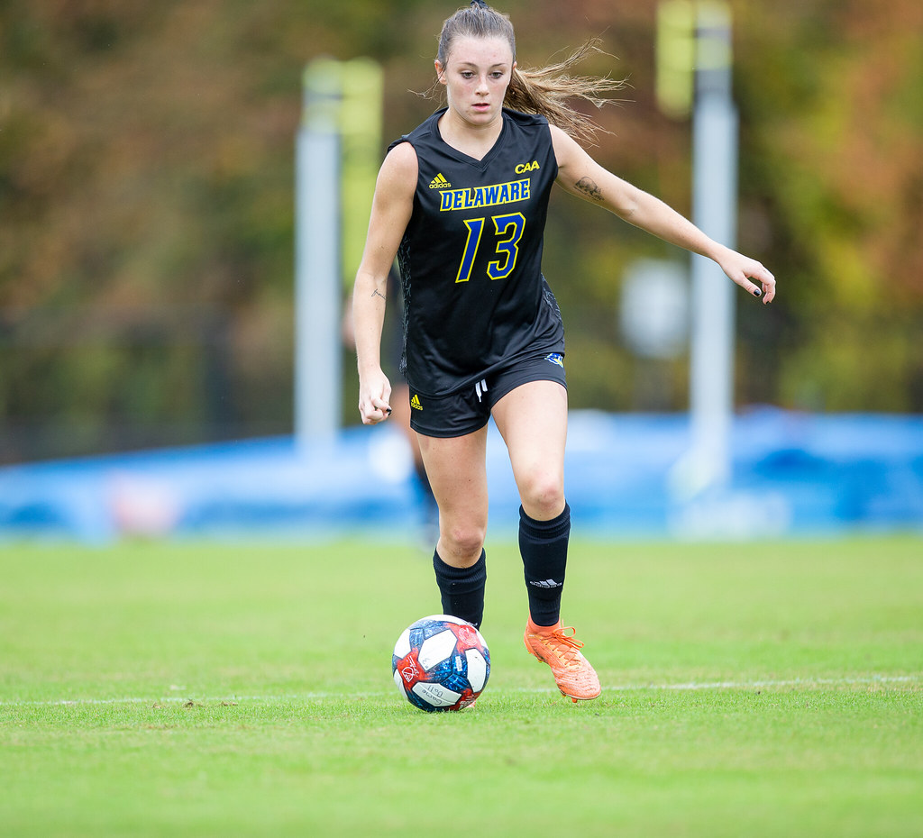Player Profile: Sara D'Appolonia: A force on the field and in the classroom