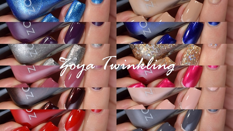 Zoya Twinkling Collection