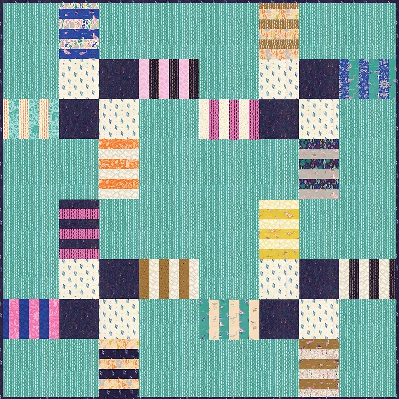 Hand Mixer quilt