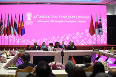 35th ASEAN Summit - 22nd ASEAN Plut Three Summit (APT)