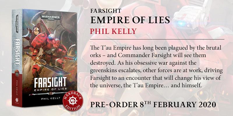 «Зоркий взгляд: Империя лжи»   Farsight: Empire of Lies