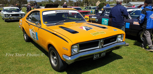 1971 HG Holden Monaro GTS 350