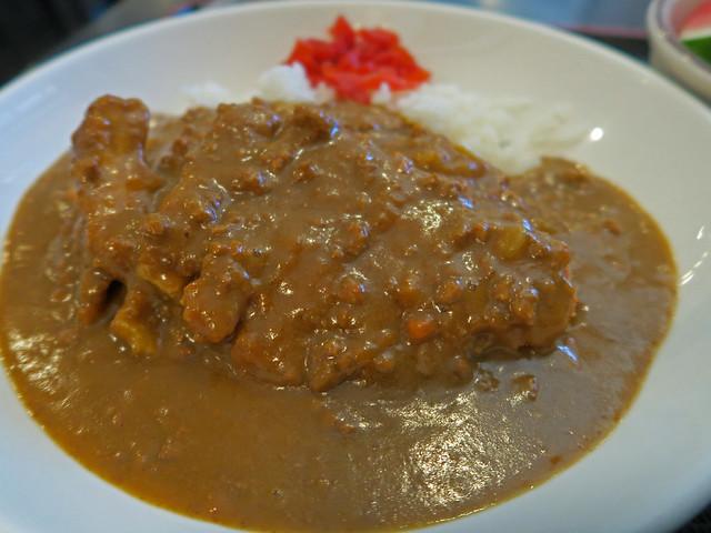 Katsu Curry - Izakaya Sakura