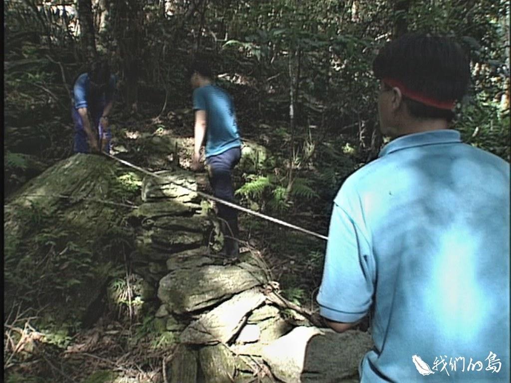 1998年,學者林一宏曾與中原大學團隊,對八通關古道東段的布農族舊社,做全面調查。
