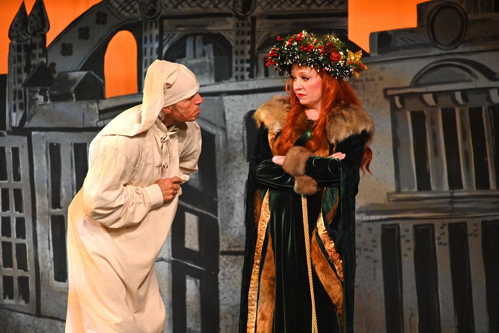 Scrooge-Scottfield Theatre
