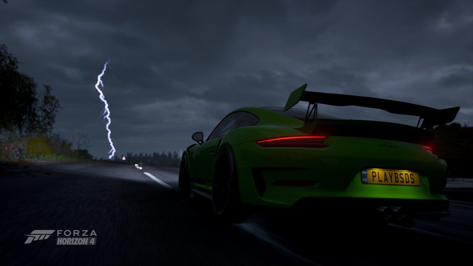 GT3 Lightning