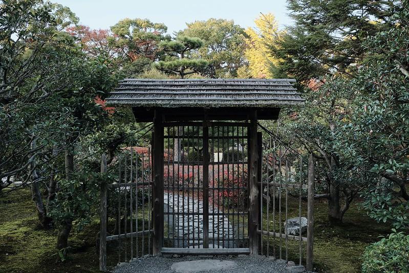 A closed garden
