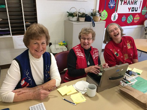 Grace Episcopal Church volunteers