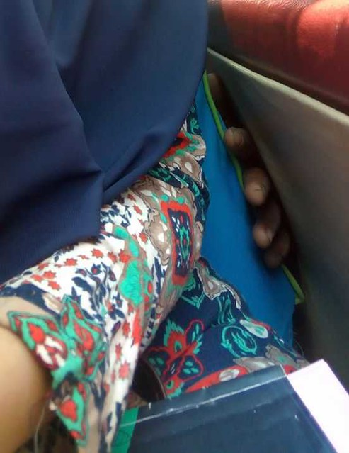 3758 A girl used mobile phone to record a harassment attack in Public 02