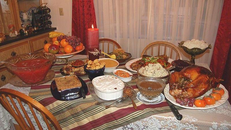 thanksgiving 2019 dinner ideas