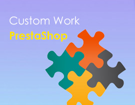 prestashop custom work