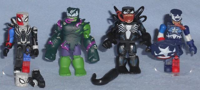 MiniMates - Maximum Venom