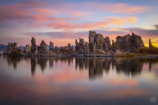 Mono Lake Sunrise 8