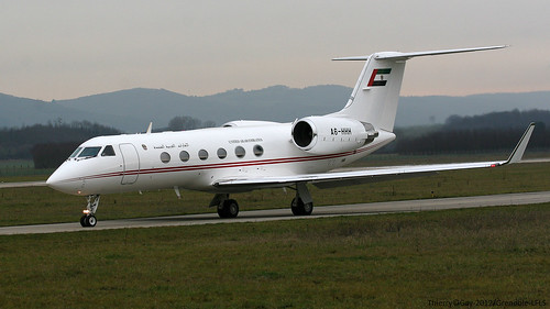 A6-HHH United Arab Emirates Government Gulfstream Aerospace G-IV Gulfstream G400