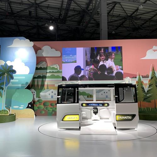 Tokyo Motor Show 2019 Daihatsu