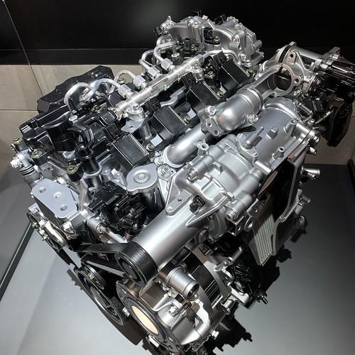 Tokyo Motor Show 2019 Mazda SKYACTIV-X