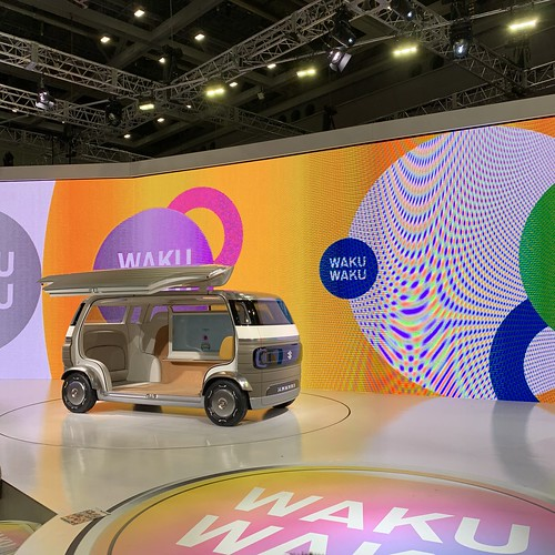 Tokyo Motor Show 2019 SUZUKI
