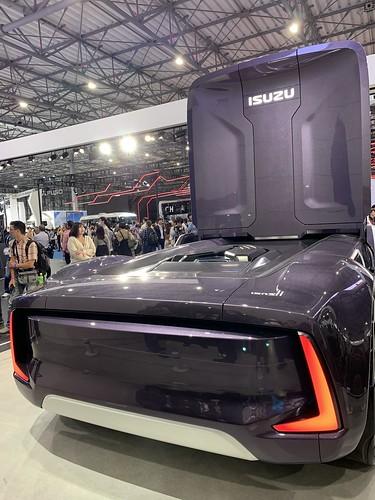 Tokyo Motor Show 2019 ISUZU