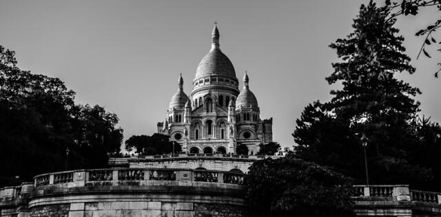 Basilique du Sacré Coeur de Montmartre - Paris