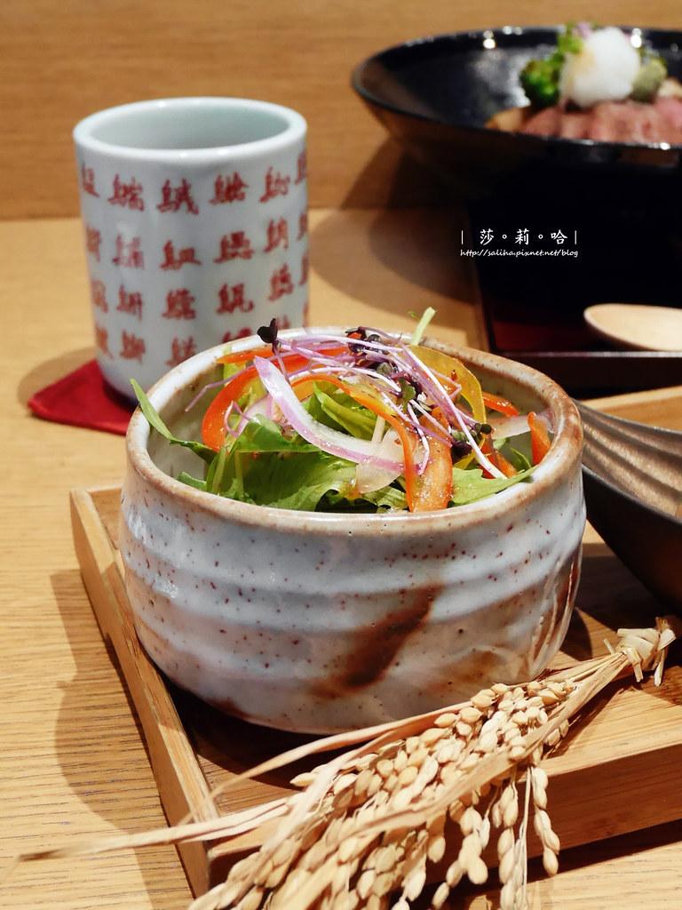 台北日本料理餐廳推薦東京田町鳥心 划算好吃午間定食套餐 (3)