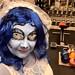 Corpse Bride gym selfie