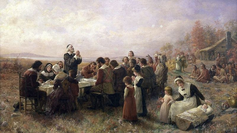 thanksgiving 2019 history