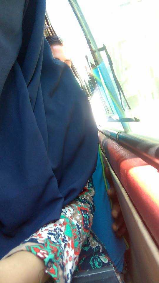 3758 A girl used mobile phone to record a harassment attack in Public 01