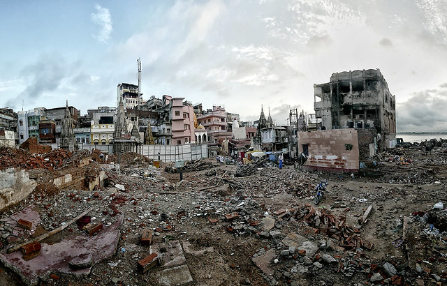 Varanasi destroyed