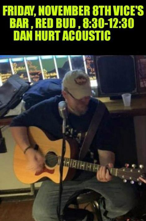 Dan Hurt Acoustic 11-8-19