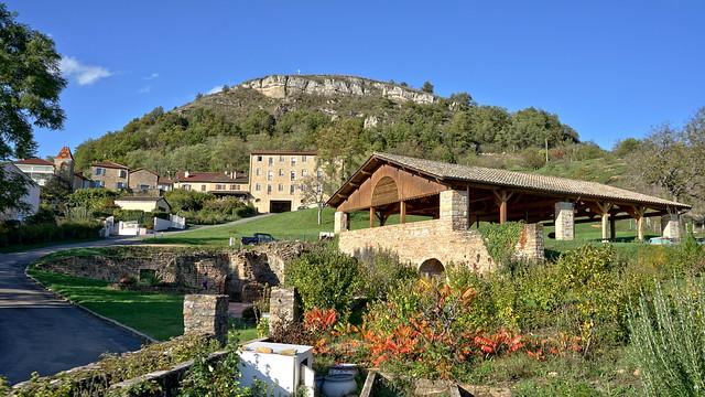 The third Rock in Mâconnais
