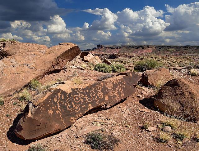 Desert Habitation Site