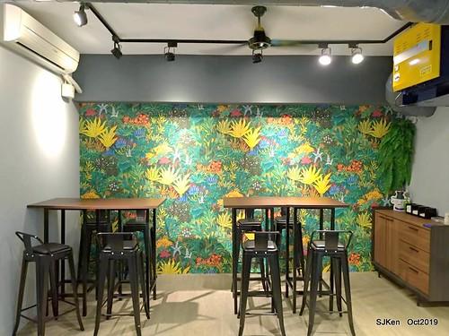 The cuba sandwich restaurant, Taipei, Taiwan, SJKen, Oct, 2019