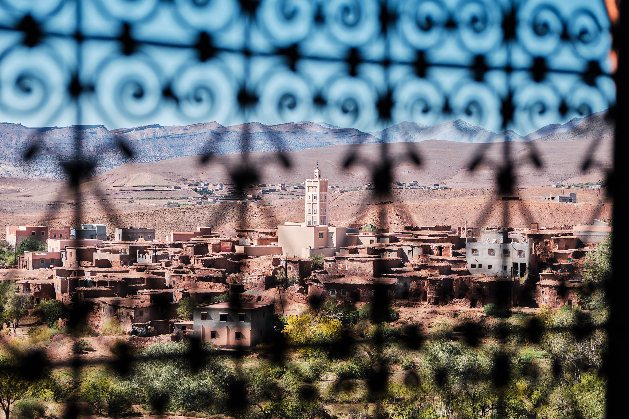 Maroc - Telouet
