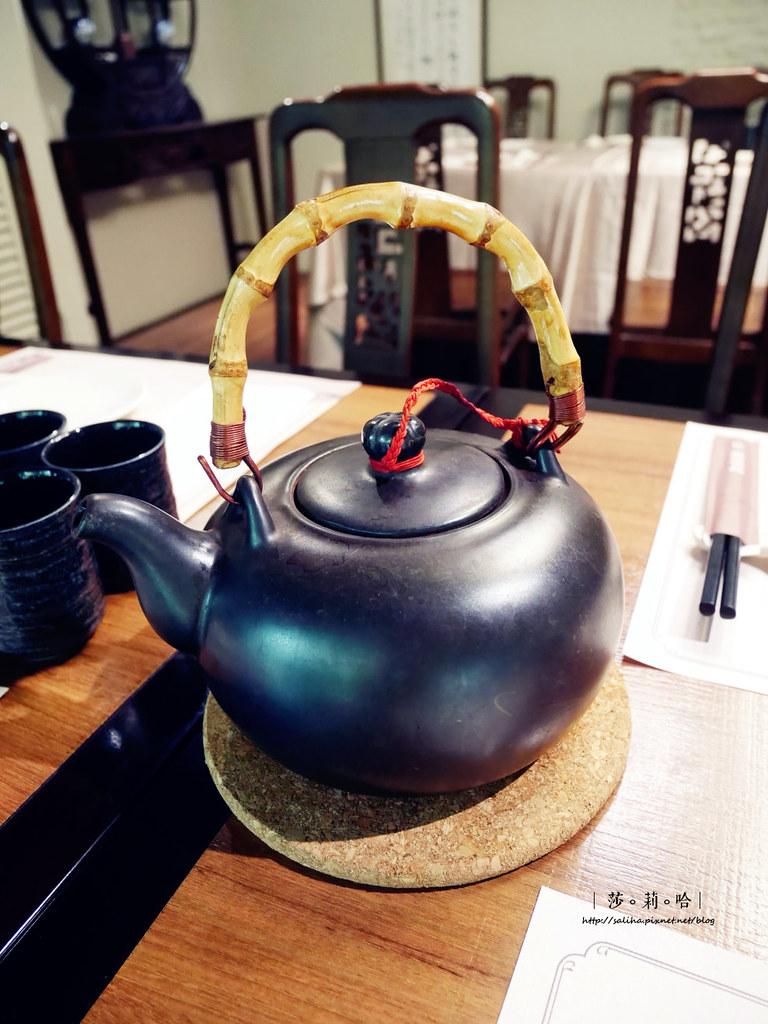 台北中山區松江南京站素食餐廳禪風茶樓好吃全素蔬食料理餐點推薦 (2)