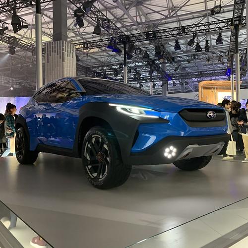 Tokyo Motor Show 2019 Subaru