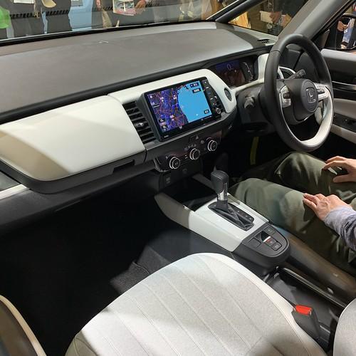 Tokyo Motor Show 2019 Honda FIT