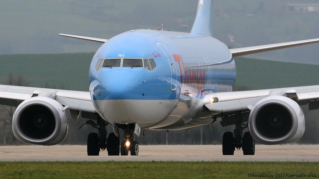 G-TAWI Thomson Airways Boeing 737-8K5(WL)
