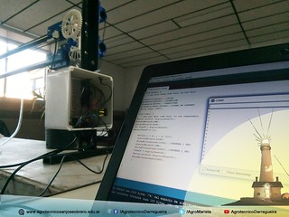 Programación en Arduino del regador CNC