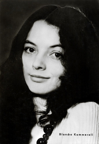 Blanche Kommerell