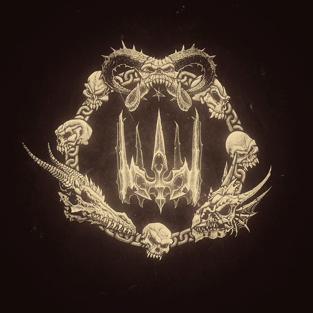 The Fall of Morgoth © Dino Olivieri
