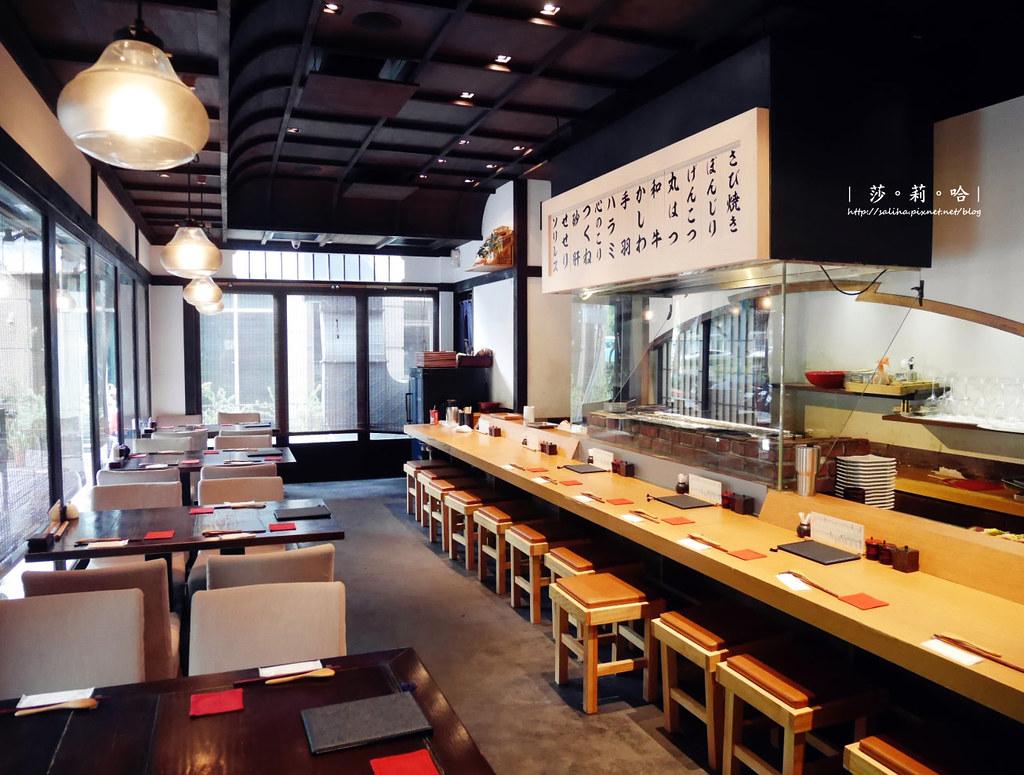 台北中山站好吃日本料理餐廳推薦東京田町鳥心午餐定食 (4)