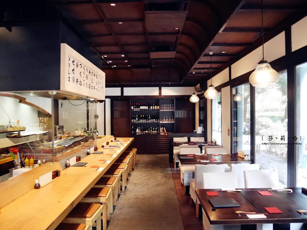 台北中山站日本料理餐廳推薦東京田町鳥心小酌串燒好吃定食套餐 (2)